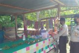 Polisi Jayapura sosialisasi adaptasi kebiasaan baru kepada warga Muara Tami