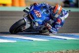 Terjatuh di babak kualifikasi, Alex Rins dinyatakan tidak fit untuk GP Spanyol