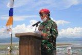 Danlantamal VIII resmikan desa ketahanan pangan binaan Lanal Tolitoli