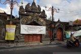 Arsitektur (Hindu) Bali di Masjid Al-Hikmah Soka Denpasar