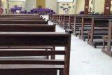 Cegah COVID-19, ibadah Hari Minggu Gereja Katolik Dibatasi