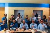 Perumda Tirta Sago Payakumbuh  jalin kemitraan dengan Perumda Air Minum Padang