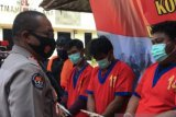 Polisi kejar pimpinan perompak di perairan Jakarta