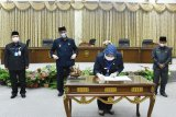 DPRD Barut setujui raperda pertanggung jawaban APBD 2019