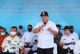 Produksi perikanan tangkap maupun budi daya di Lampung capai 338 ribu ton