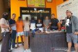 Polisi ringkus lima pelaku dan amankan 29 paket narkoba di Palu