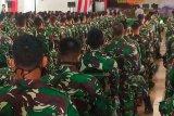 Prajurit TNI yang terjangkit  COVID-19 di Manokwari dalam kondisi baik