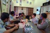 Jasa Raharja Lampung kunjungi Polresta Bandarlampung dan Pesawaran