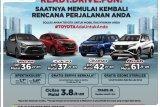 Online Sales Gathering Hasjrat Toyota berikan puluhan hadiah langsung dan zoomba bersama