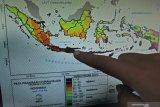 BMKG peringatkan waspadai potensi cuaca ekstrem sepekan ke depan
