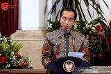 Presiden Jokowi pantau kementerian terkait laporan keuangan pemerintah 2019