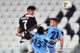 Dwigol Ronaldo bawa Juventus  di puncak klasemen