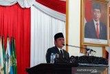 Gubernur Herman Deru minta kepala daerah percepat pembelanjaan keuangan