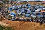 Dirut RSUD Baturaja OKU bantu pengungsi Rohingya Rp100 juta