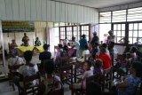 Satgas TMMD Kodim 1709/Yawa bekali wawasan administrasi Kampung Natabui