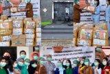 SKK Migas bersama KKKS salurkan JPS untuk tenaga medis dan jurnalis di Ambon