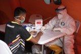 Yogyakarta lanjutkan tes usap untuk petugas lapangan