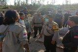 Polisi amankan empat terduga penganiaya petugas COVID-19 di Palangka Raya