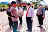 27 Personel Polres Barito Utara terima penghargaan
