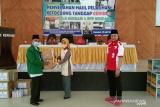BPP Kendari serahkan 10.000 masker ke pesantren dan Ketua Gugus COVID PBNU