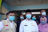 Gubernur Kepulauan Riau Isdianto positif tertular COVID-19