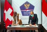 Indonesia-Swiss tandatangani kesepahaman penanggulangan bencana