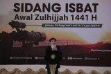 Sidang Isbat tetapkan Idul Adha 1441 H jatuh pada 31 Juli