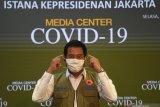 Pemerintah tak menutupi data COVID-19