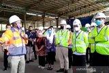 Menko Marives resmikan pengolahan sampah jadi bahan bakar di Cilacap