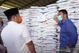 Dompet Dhuafa Sumsel bagikan paket sembako untuk para guru honor