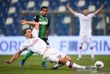 Taklukkan Sassuolo 2-1, Milan ke Liga Europa