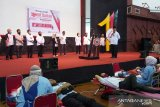 Wali kota apresiasi PT Semen Padang gelar donor darah di tengah pandemi