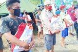 Presiden Jokowi kirim bantuan untuk korban banjir bandang di Luwu Utara