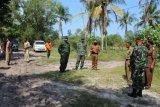 Dandim 0429 Lamtim tinjau Desa Sukorahayu sasaran Program TMMD
