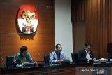 KPK tahan 11 orang mantan Anggota DPRD Sumut