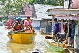 Perikanan dan pertanian Kabupaten Wajo rugi hingga Rp18 miliar akibat banjir