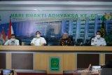 Pembangunan jaringan transmisi Punagaya-Tanjung Bunga capai 94,22 persen