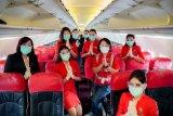 Pemesanan tiket AirAsia naik  400 persen pascapengoperasian kembali