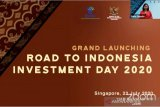 Indonesia tawarkan 80 proyek investasi kepada investor asing