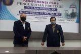 Universitas Brawijaya Malang kukuhkan dua profesor sekaligus