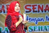 Kehadiran istri Plt Bupati Kudus diharapkan  dongkrak raihan kursi PKB