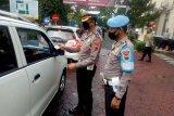 Jelang Operasi Patuh, petugas cek kendaraan anggota Polresta Banyumas