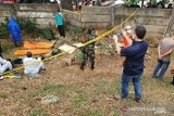 Sidik jari Yodi Prabowo pada pisau yang ada di TKP