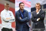 Skenario perebutan empat besar antara MU, Chelsea dan Leicester