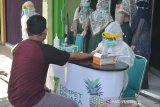 Dompet Dhuafa laksanakan rapid tes ratusan warga Kota Palembang