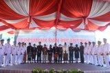 Kado HUT ke-12 KLU, 10 penjabat kepala desa definitif dilantik
