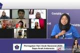OASE Kabinet Indonesia Maju berharap anak Indonesia tetap sehat selama pandemi COVID-19