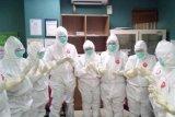 Sebanyak 55,7 persen pasien positif COVID-19 di Indonesia sembuh