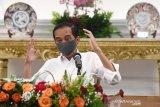 Presiden Jokowi sebut belanja pemerintah jadi daya ungkit ekonomi saat krisis