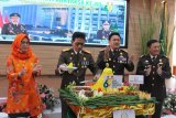 Pemberian penghargaan Satya Lencana Karya Satya warnai peringatan HBA